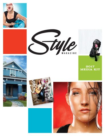 STYLE MAGAZINE — 2017 Media Kit; available for download