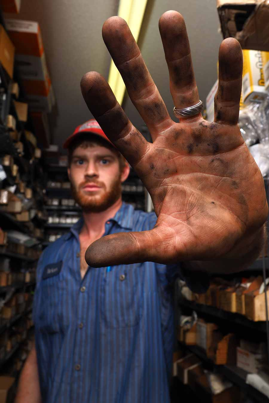 June 2014: We found plenty of grease and grime when we researched dirty jobs.