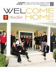 WELCOME HOME: Morris Realty & Investments' listing guide, featured in the March 2015 STYLE Magazine