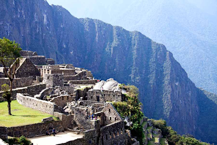 The Magic of Machu Picchu. Photo by Dr. Mark Rothschild