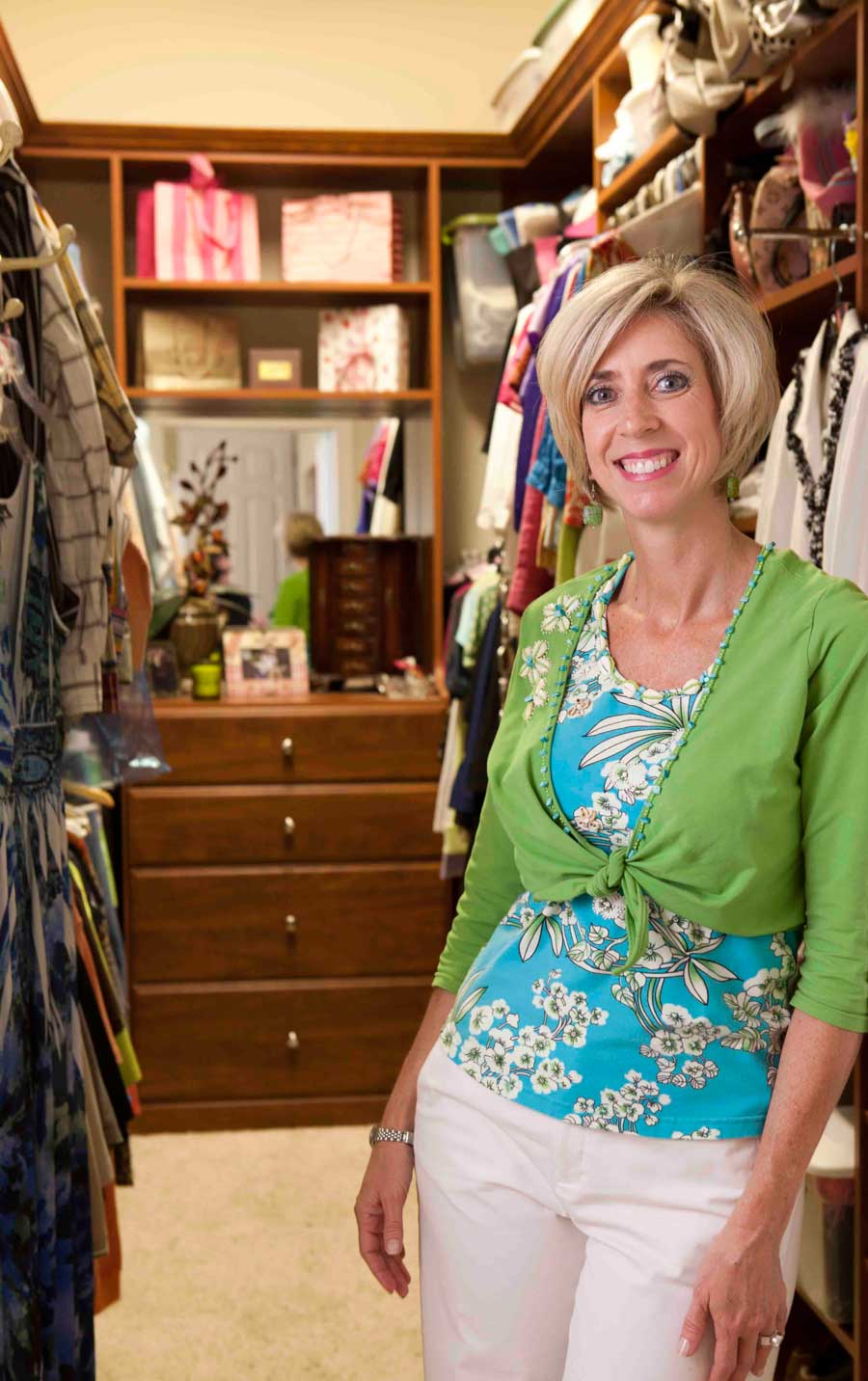 DRESS FOR SUCCESS, May 2015: Wendy Lyn Phillips