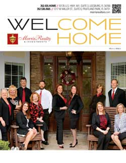 MORRIS REALTY & INVESTMENT'S 'Welcome Home' for June 2017