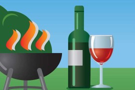 SALUTÈ: Smokin'  hot wines for summer