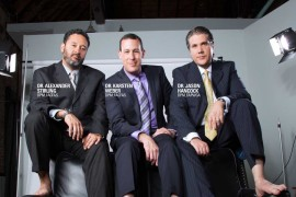 BUSINESS MEN OF STYLE: Lakeside Foot & Ankle Center