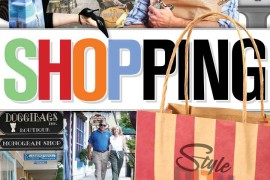 CITY GUIDE: Shopping