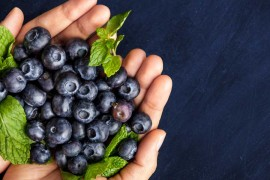 SOCIAL SPOTLIGHT: An Ode to the Blueberry