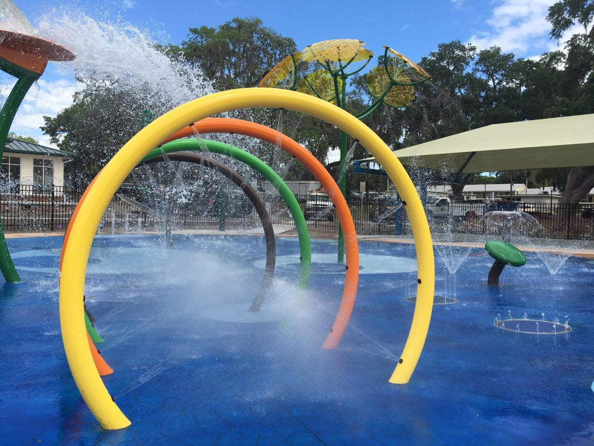 Leesburg Making A Splash With New Recreation Facilities Lake Sumter Style