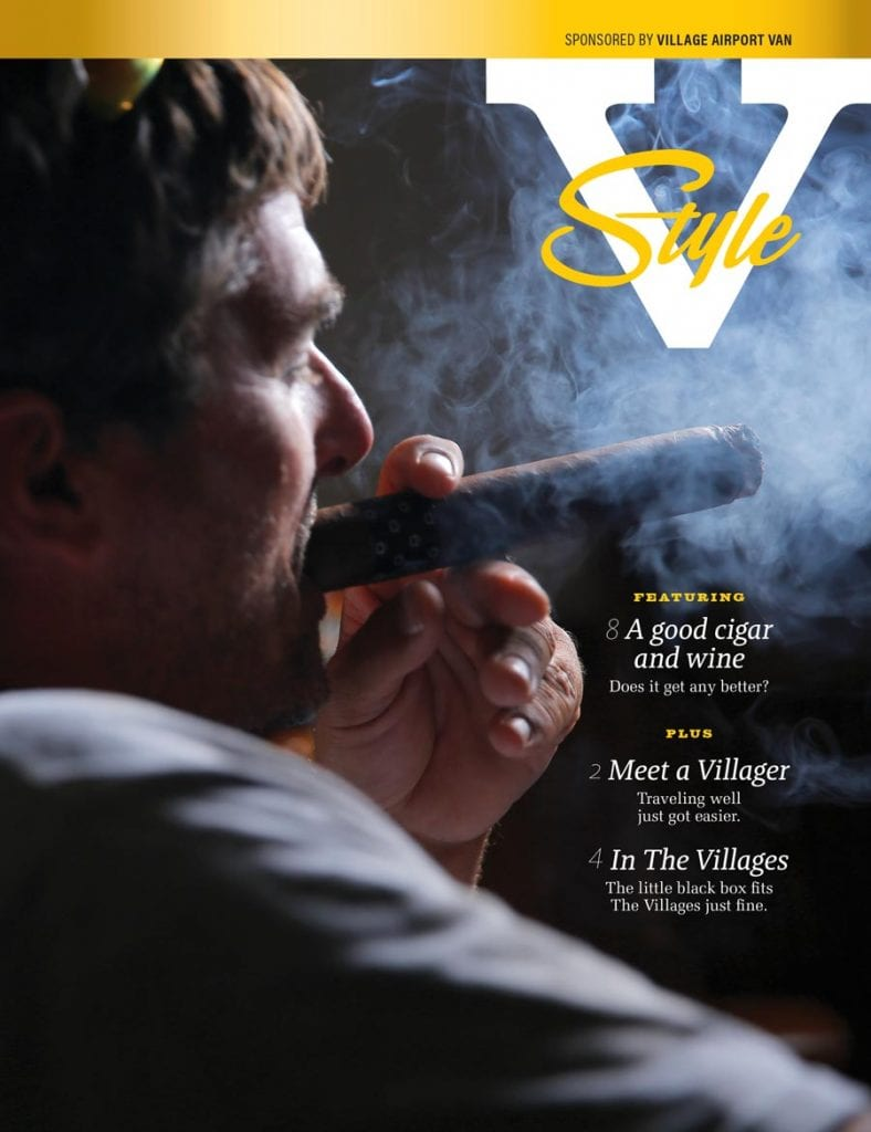 V-Style, June 2017 :: SPONSORED BY VILLAGE AIRPORT VAN