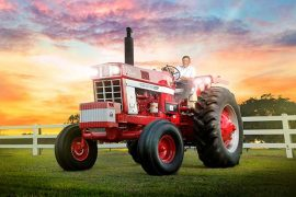 Paquette's Farmall Museum plans bus tour to see IH history in Miami