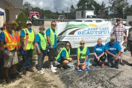 Second community cleanup planned for Saturday at Bassville Park