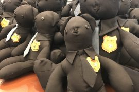 Mount Dora police bring comfort in the form of stuffed bears