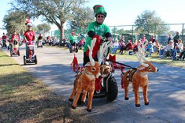 Annual Christmas parade to roll through The Villages Polo Field