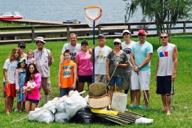 Love Our Lakes cleanup event looking for volunteers