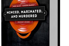 'Minced, Marinated, and Murdered: A French Culinary Mystery'