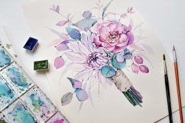 Lake County Artists in Watercolor Show