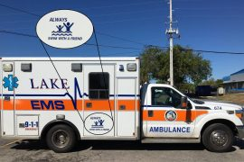Lake EMS rolling out safety messages to the community