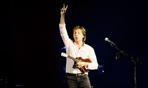 He's almost a Beatle: Singer presents 'An Evening of Sir Paul'