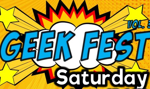 Library hosting 3rd annual festival for geeks…you know who you are