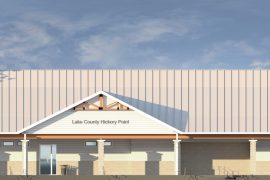 Groundbreaking set for athletics center at Hickory Point Park