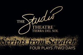 Scripts from Scratch at The Studio Theatre
