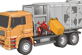 Mount Dora changes waste collections today