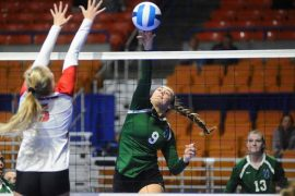 Lakehawks Volleyball completes dream season