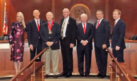 Former Marine Inducted into Florida Hall of Fame