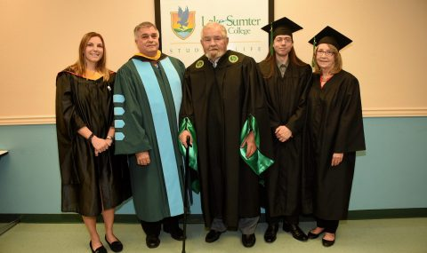 LSSC graduates nearly 400 students in December commencement