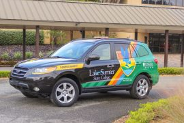 Jenkins Auto Group donates vehicle for LSSC campus security