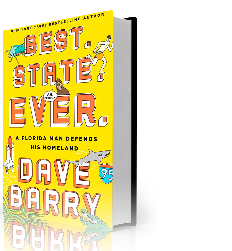 Image of the book 'Best State Ever'