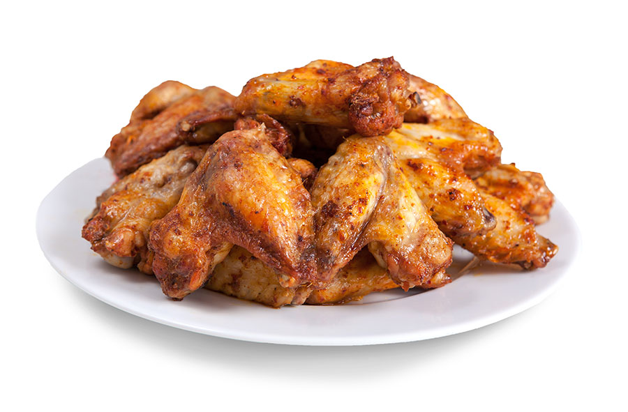 plate-of-chicken-wings