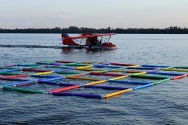 Heads up! Seaplane Bingo is coming to Wooton Park