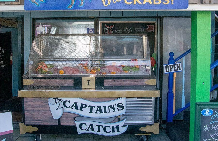Captain's-Catch-food