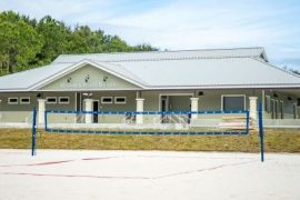 H.S. Beach volleyball jamboree will open Hickory Point athletics center