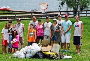 lake-cleanup-group