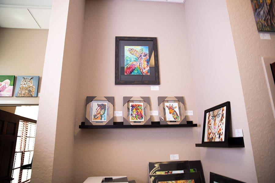 art-on-a-wall