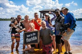 'How to Do Florida' TV show goes jetsurfing in Lake County