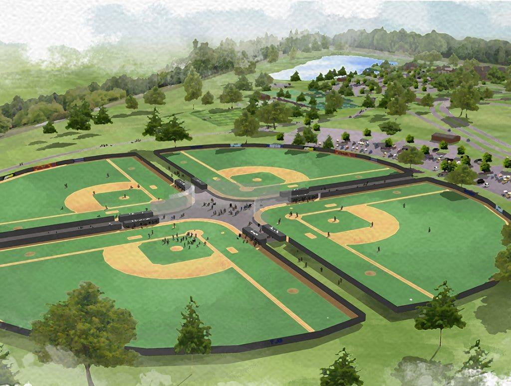 everglades-softball-complex-rendering