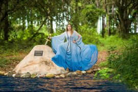 The past returns to the present at Lady of the Lakes Renaissance Faire