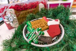 In the Kitchen: Holiday treats