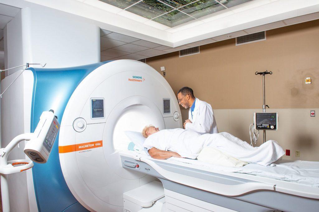 Waterman MRI