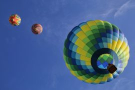 Hot air balloon festival comes to Leesburg
