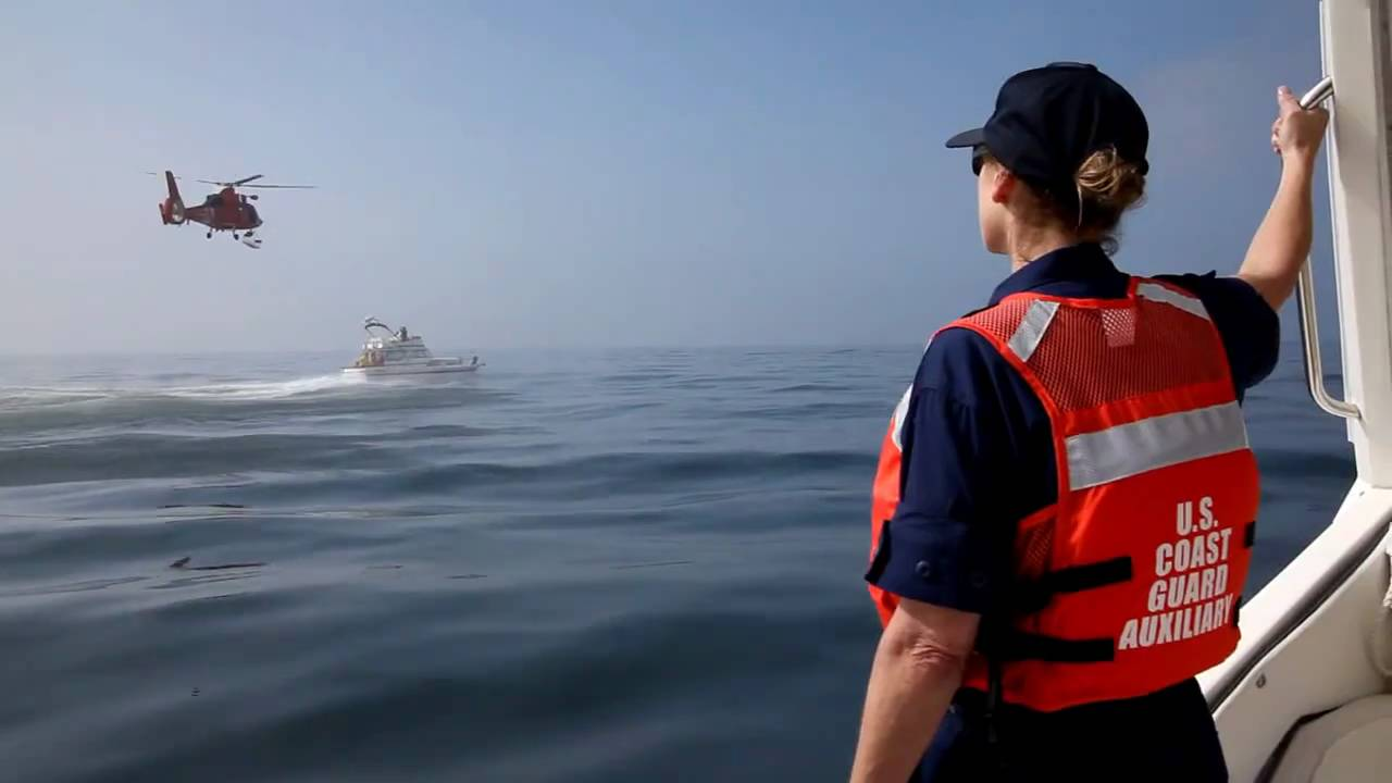 Coast Guard Auxiliary offering boating safety classes – Lake ...