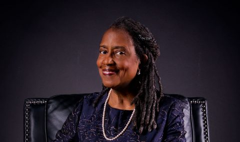 My First Time: Dr. Claudia Thomas
