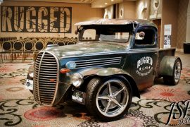 FSD Hot Rod Ranch creates 'rugged truck' for national company