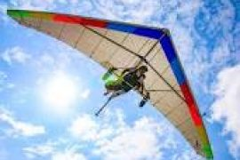 Hang gliding championships soar into Groveland