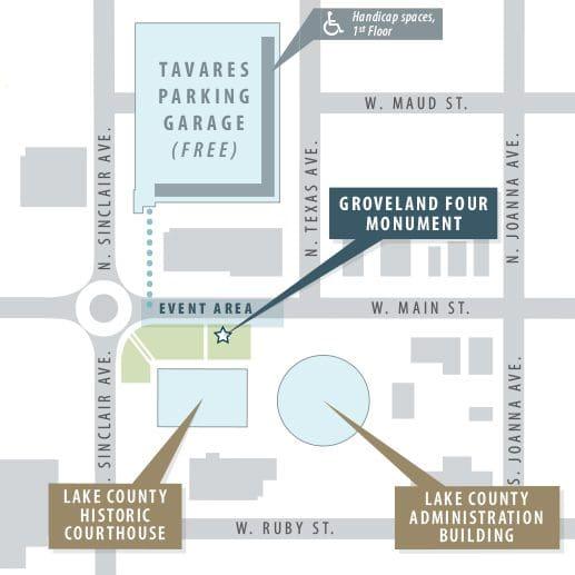 tavares-parking-map