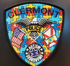 clermont-police-patch-autism-awareness