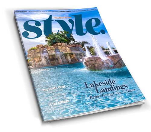 The Village Edition of Lake & Sumter Style magazine