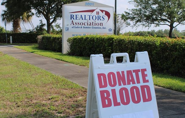 realtors-association-blood-drive